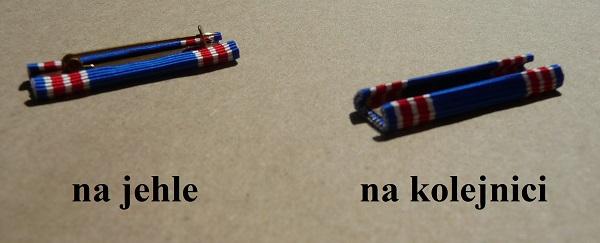 stužky VP ČR